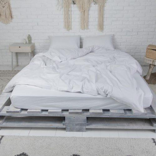 Купить постельное белье ранфорс евро