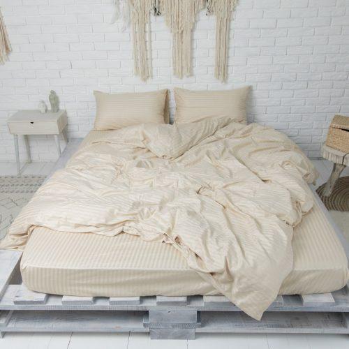 Отзывы страйп сатин постельное белье