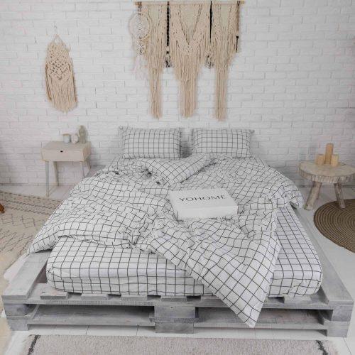 Купить комплект постельного белья бязь