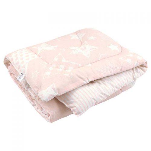 Одеяла детские со звездочками в детскую кроватку